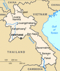 老挝表示有意与770兆瓦的白莱水电项目一起前进
