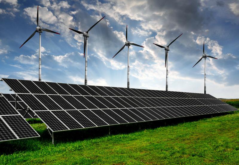 古吉拉特邦宣布太阳能 - 风能混合动力政策