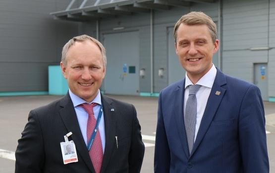 能源部长ŽygimantasVaičiūnas:INPP关闭是谈判进一步融资的途径