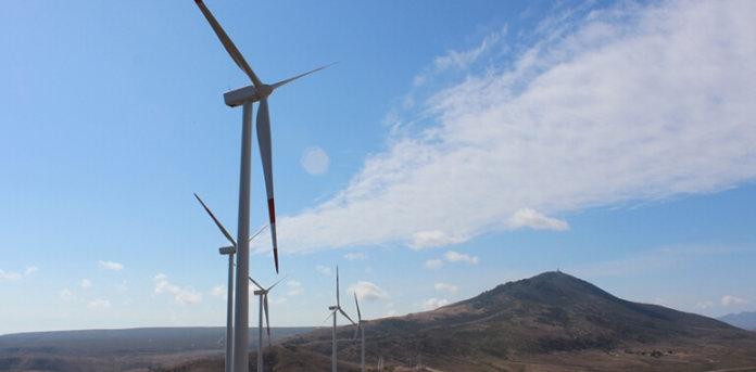GES在墨西哥建设244兆瓦风电场