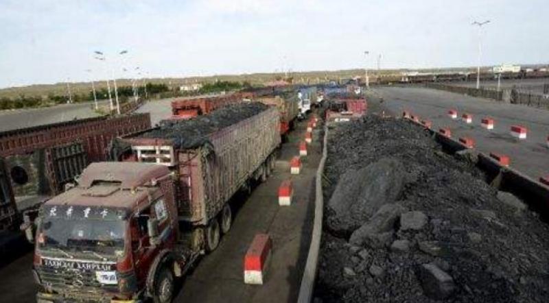 甘其毛都口岸5月份外调蒙煤171.18万吨 创年内新高