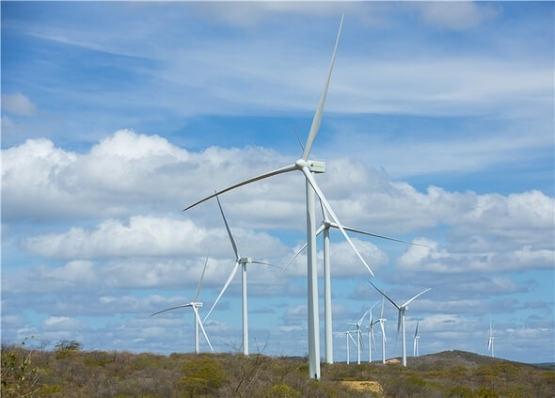Iberdola建造美国巨型风力发电场