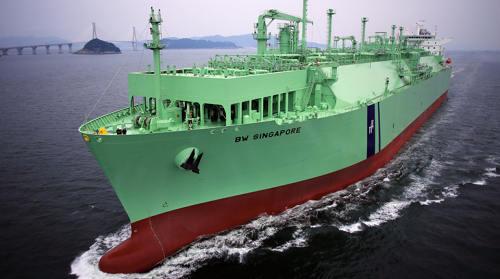巴基斯坦的GasPort码头增加了LNG进口量