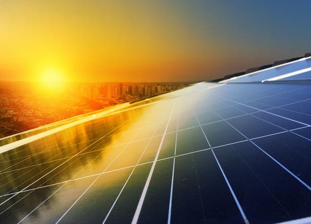 Wood和Heriot-Watt大学测试双面太阳能电池板