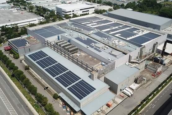 3M在大士推出14,000平方米的太阳能发电场
