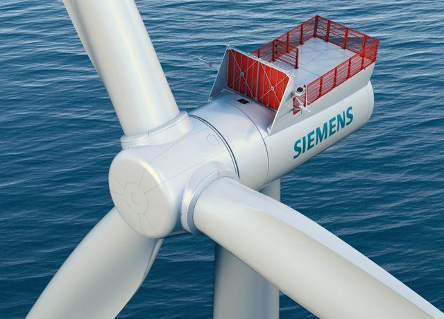 英国东海岸714MW项目的涡轮机 将配备西门子8VM1开关柜面板