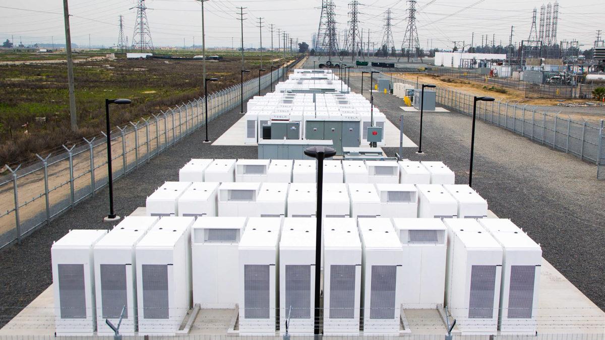 瑞致达,特斯拉和PG&E寻求全球首款1GWh +电池