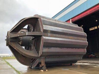 Wind财团测试海上风的工业化吸力桶基础