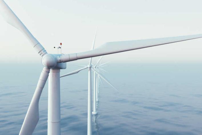 """特朗普实施""""美国第一""""政策,允许海岸租赁风电项目"""