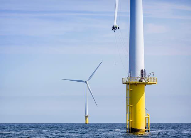 丹麦人解决了Egmond风电场叶片维修问题