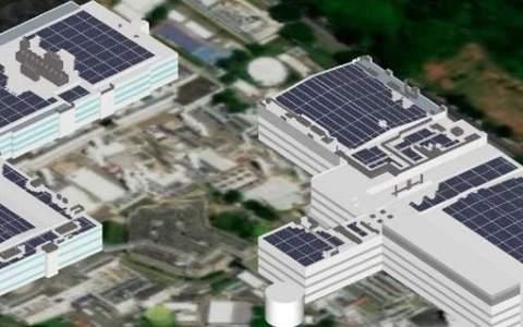 清洁技术为新加坡半导体制造商建造4.5MW屋顶太阳能项目