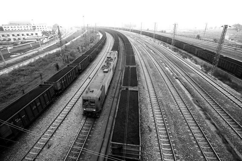 前6个月,山西铁路外销煤炭量增5.1%