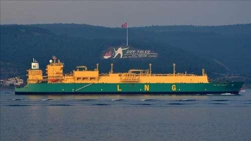 土耳其成为欧洲第二个液化天然气进口国