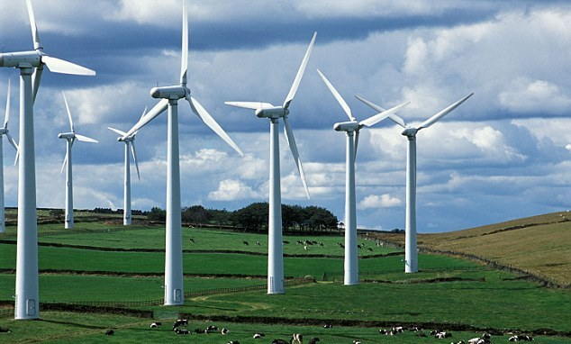 哈萨克斯坦建设风力发电厂
