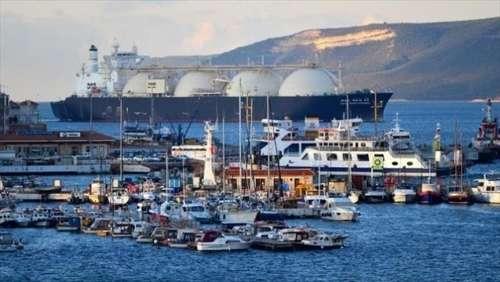 阿尔及利亚液化天然气船将于7月25日抵达土耳其