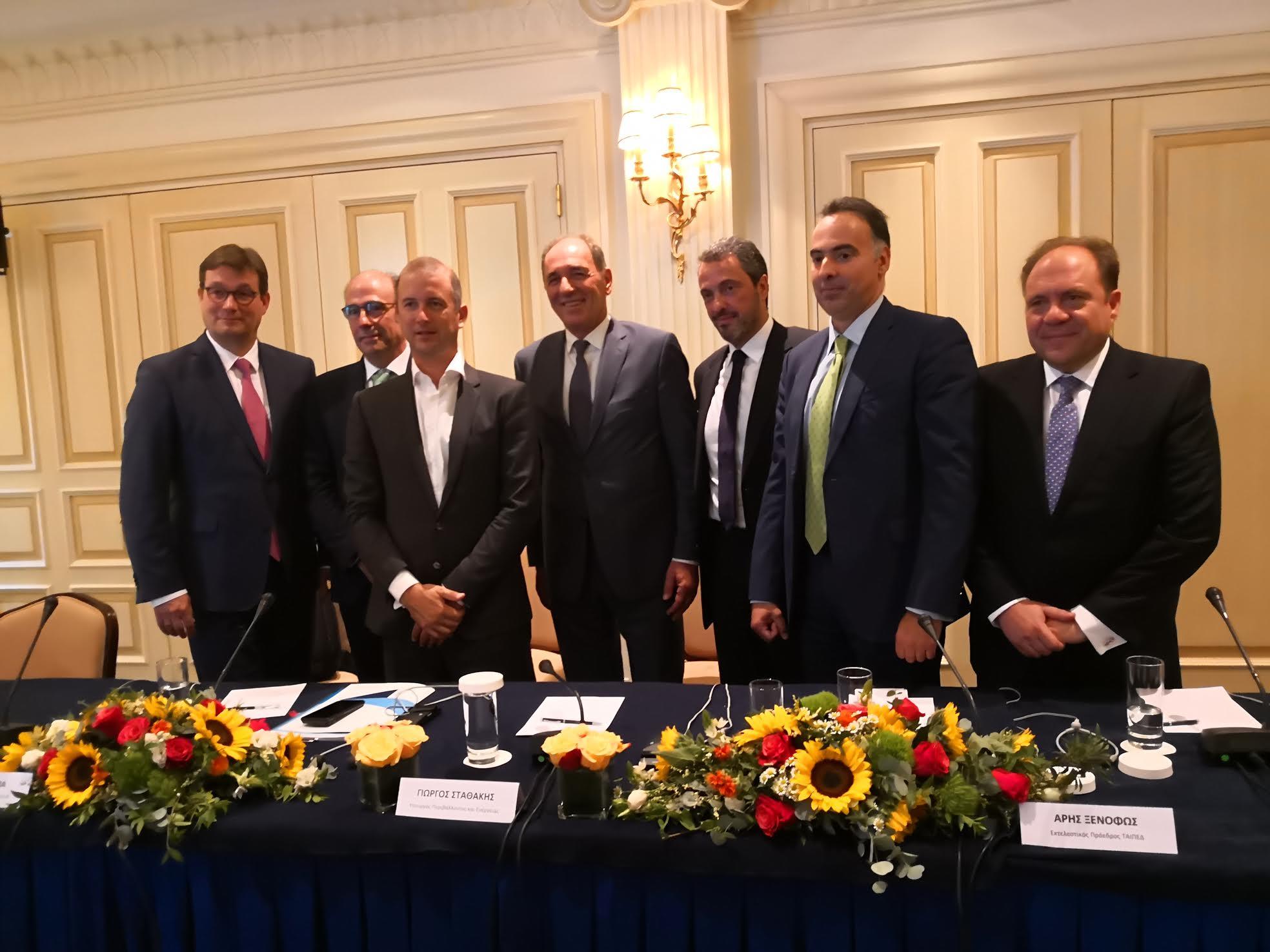 希腊DESFA被Snam,Enagás和Fluxys收购