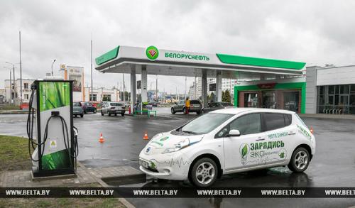 白俄罗斯政府鼓励购买电动汽车
