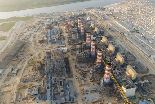 埃及的联合循环发电厂Megaproject成功完成