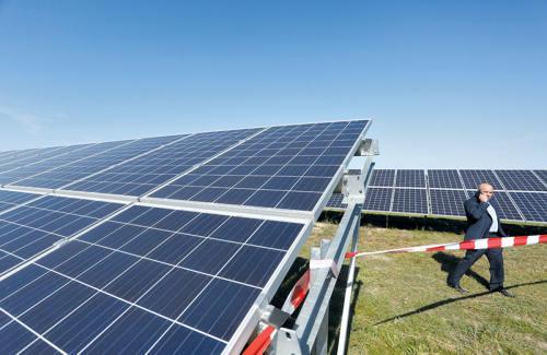 乌克兰日托米尔将成为第一个拥有太阳能发电厂的城市