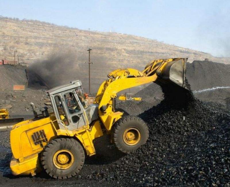 乌克兰发电厂的煤炭库存下降16.1%至130万吨