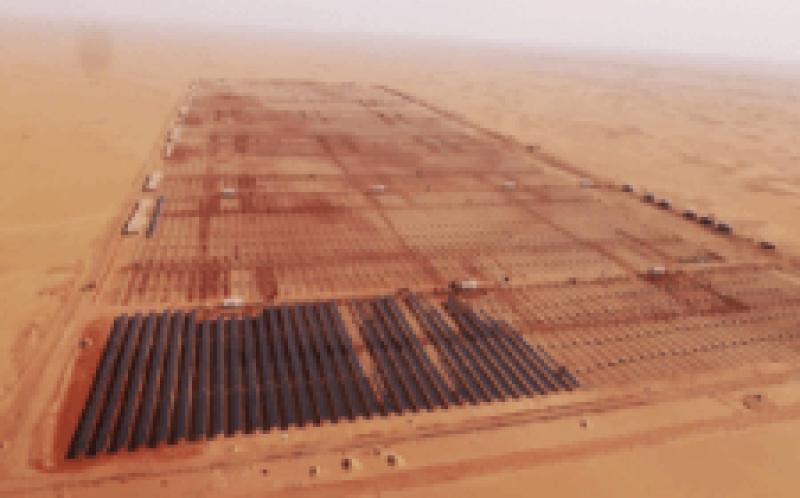 作为能源转型的一部分,埃及建造了世界上最大的太阳能发电厂