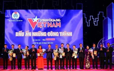 """两个项目被称为""""越南的荣耀""""其中包括越南电力(EVN)项目"""
