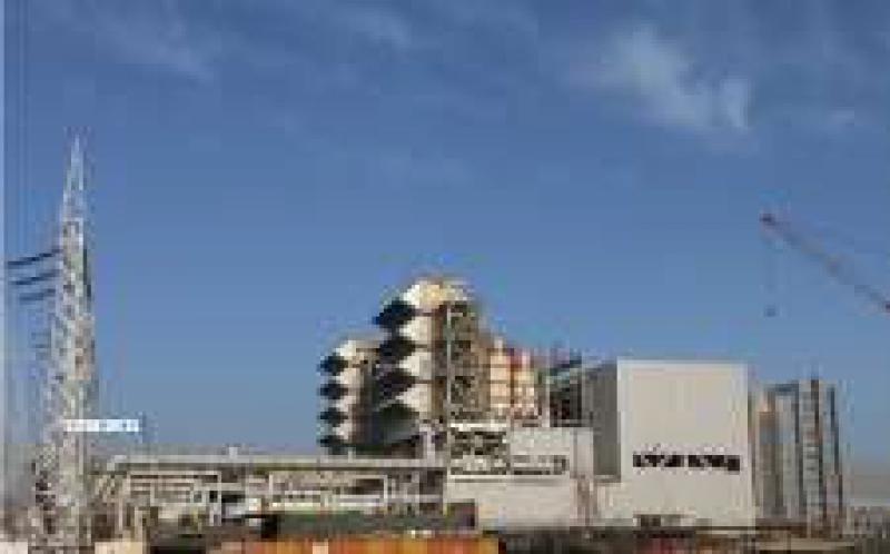 巴基斯坦百路凯1223MW联合循环项目投入商业运行