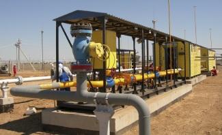 中国成立了新的俄罗斯天然气供应公司