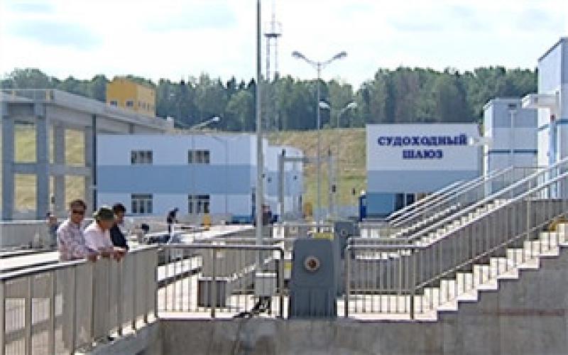 中国承建白俄罗斯维捷布斯克水电站举行关闭施工合同仪式
