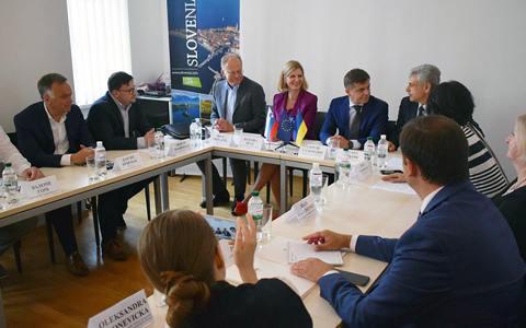 斯洛文尼亚的Riko将在乌克兰建造1000万欧元的太阳能发电厂