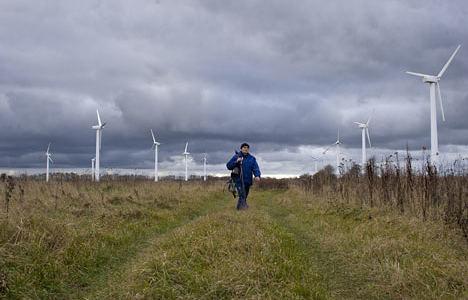 卡累利阿的第一座风能发电厂将建在白海上