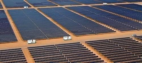 在乌克兰,转向太阳能的农场数量翻了一番