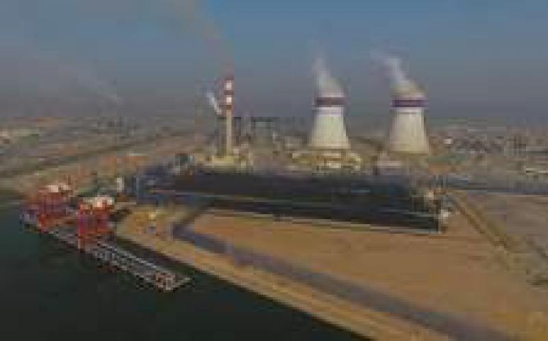 卡西姆电站月发电量首次超过9亿度