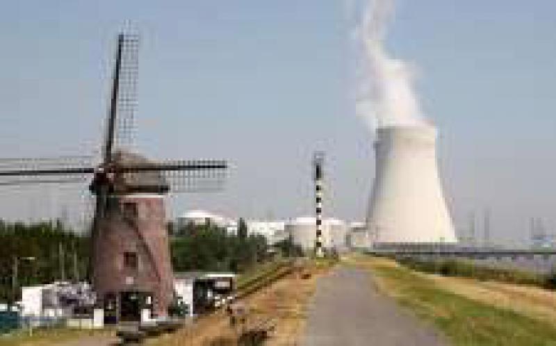 欧洲的热浪迫使核电站关闭