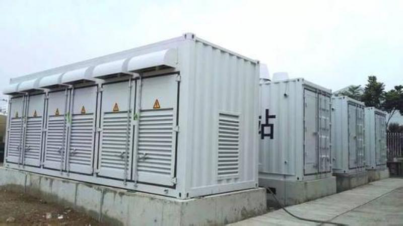 720MWH网域大规模储能电站项目将在甘肃开建