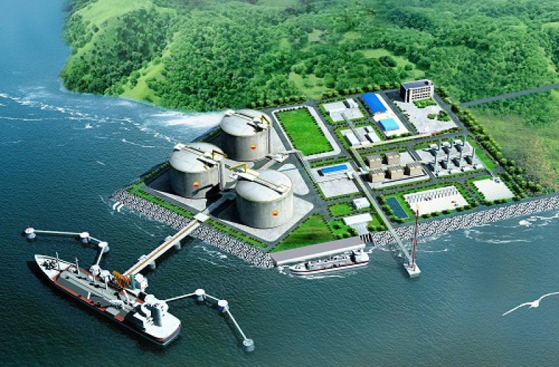 印度计划在孟加拉国投建LNG接收站
