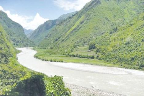 中国三峡总公司官员前来参加West Seti水库项目的谈判