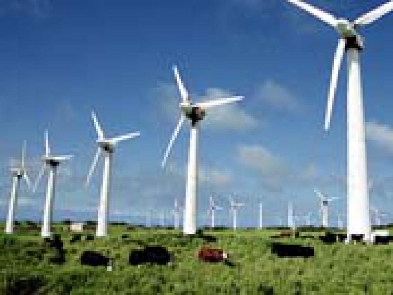 挪威将在乌克兰建造一个大型风力发电厂