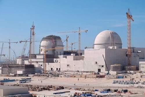 阿联酋的第二座核反应堆即将完工