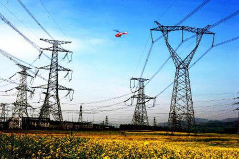 青海-河南±800千伏特高压直流输电工程正式启动