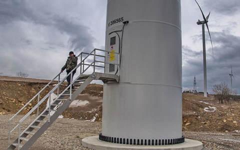 NBT收购Syvashenergoprom,在乌克兰建设一个250-230兆瓦的风电场