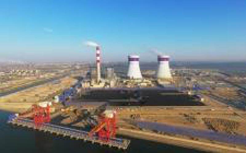 巴基斯坦卡西姆电站月发电量超9亿度