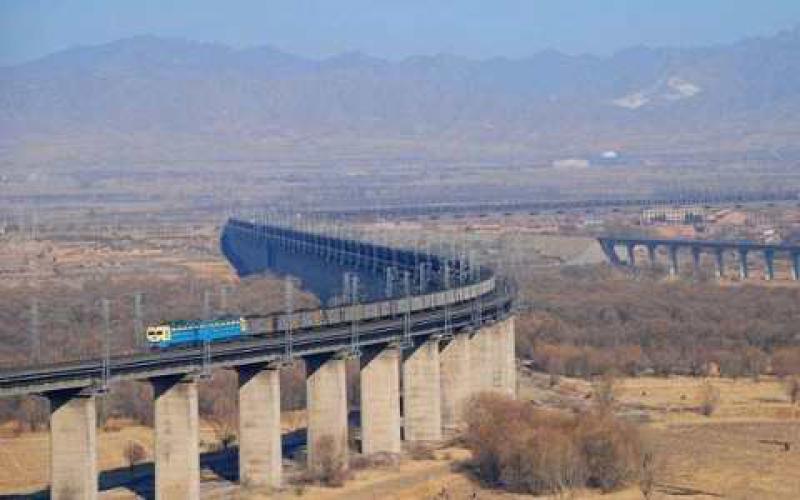 7月份大秦线完成煤炭运输量3885万吨 增长6.91%
