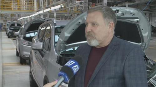 在Kostanay地区将推出一系列电动汽车生产