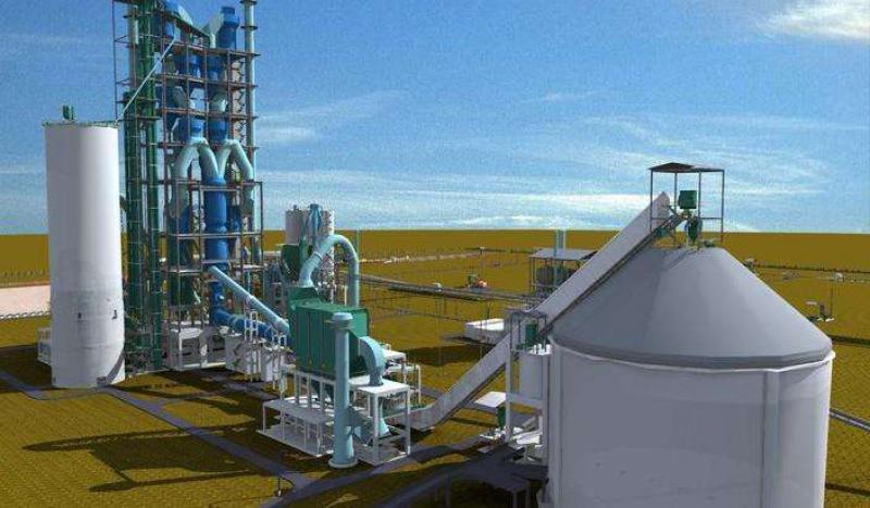 注重节能环保重视本地化发展 曼巴水泥厂成中南产能合作典范