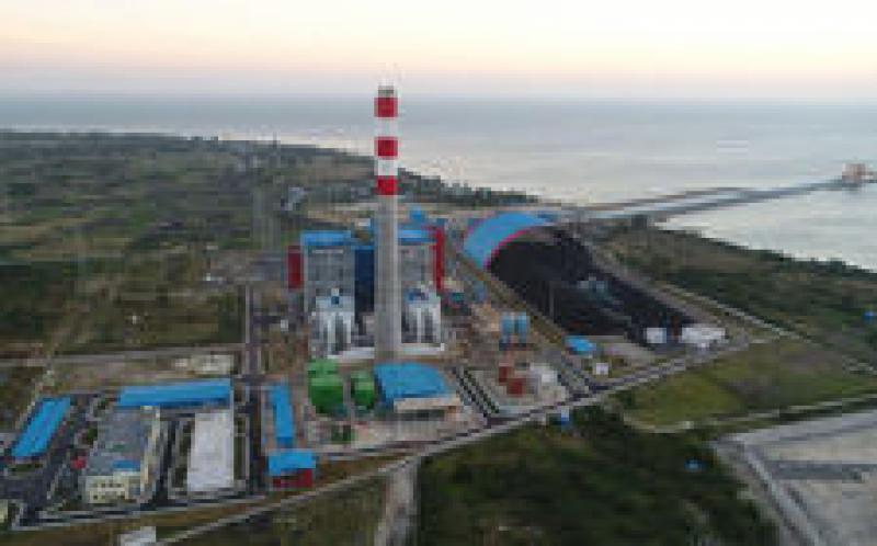 印尼塔卡拉燃煤电站项目提前竣工