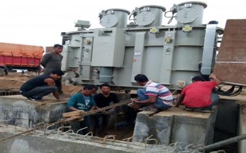 尼泊尔Solu Corridor 132 KV输电线路项目开始增加