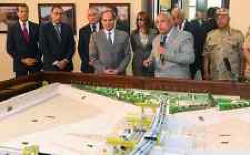 Sisi在埃及开展了Assiut水坝发电厂国家项目