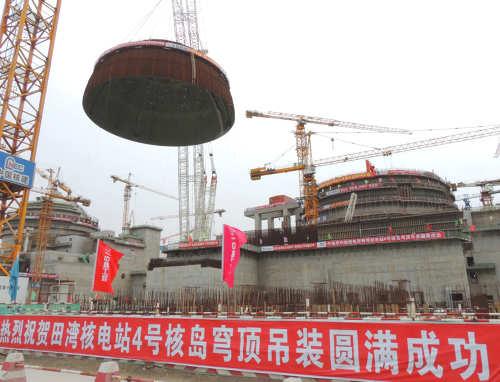 俄罗斯在开展其核电站的国际攻势