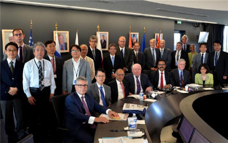 中国制造的国际热核聚变实验反应堆(ITER)重要设备项目完成验收!